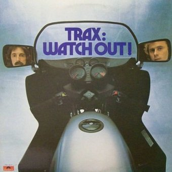 Trax - Watch Out! (LP)
