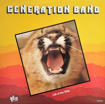 Victor Feldman's Generation Band - Call Of The Wild (LP)