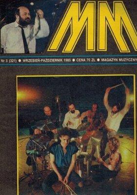 Magazyn Muzyczny Nr 5 (321) Wrzesień-Październik 1985