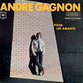 Andre Gagnon - Pour Les Amants (LP)