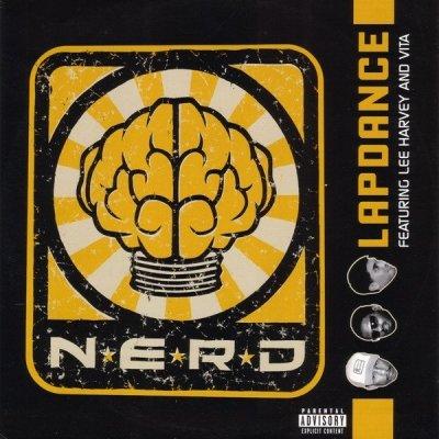 N*E*R*D - Lapdance (Maxi-CD)