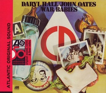 Daryl Hall & John Oates - War Babies (CD)