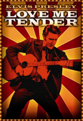 Elvis Presley - Love Me Tender (DVD)