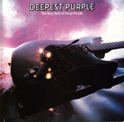 Deep Purple - Deepest Purple (The Very Best Of Deep Purple) (CD)