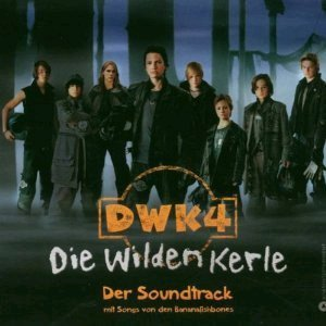 Bananafishbones - DWK4 Die Wilden Kerle - Der Soundtrack (CD)