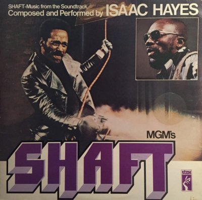 Isaac Hayes - Shaft (2LP)