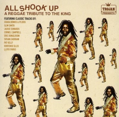 All Shook Up (A Reggae Tribute To The King) (CD)
