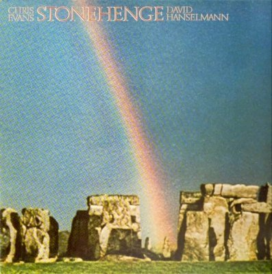 Chris Evans And David Hanselmann - Stonehenge (LP)