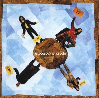 Spin Doctors - Turn It Upside Down (CD)