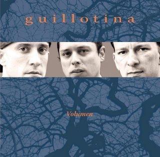 Guillotina - Volumen (CD)