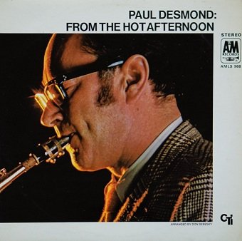 Paul Desmond - From The Hot Afternoon (LP)