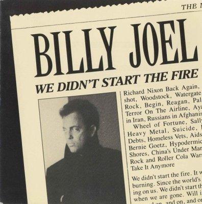 Billy Joel - We Didn't Start The Fire (7)