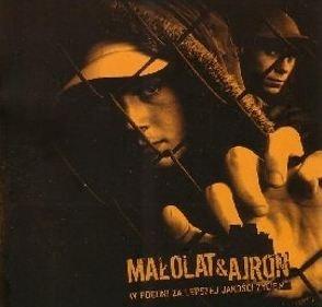 Małolat / Ajron - W Pogoni Za Lepszej Jakości Życiem (CD)