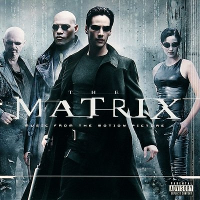 The Matrix (Music From The Motion Picture) (CD)