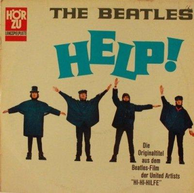The Beatles - Help! (LP)