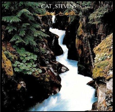 Cat Stevens - Back To Earth (CD)