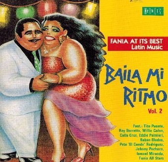 Baila Mi Ritmo Vol. 2 (CD)