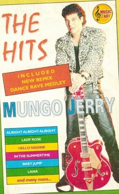 Mungo Jerry - The Hits (MC)