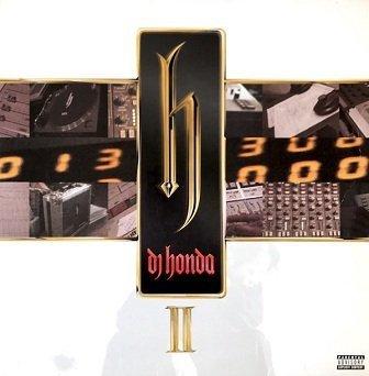 DJ Honda - HII (2LP)