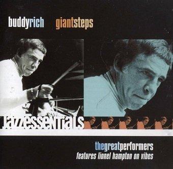 Buddy Rich - Giant Steps (CD)