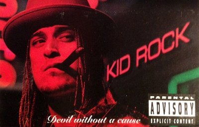 Kid Rock - Devil Without A Cause (MC)