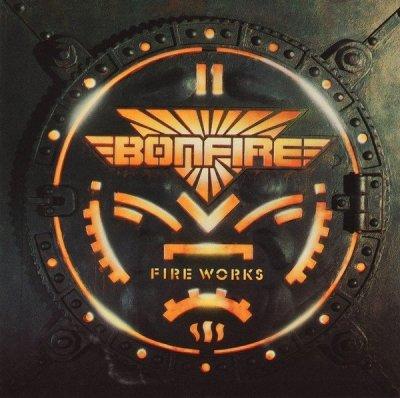 Bonfire - Fire Works (CD)