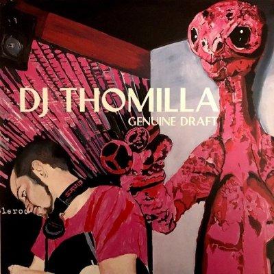 DJ Thomilla - Genuine Draft (CD)
