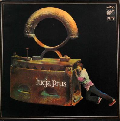 Łucja Prus - Łucja Prus (LP)