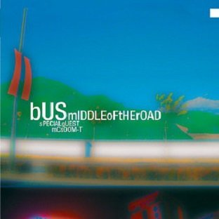 Bus - Middle Of The Road (CD)