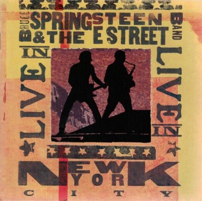 Bruce Springsteen & The E Street Band - Live In New York City (2CD)