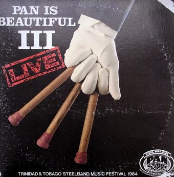 Pan Is Beautiful III (2LP)