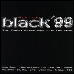 Best Of Black '99 - The Finest Black Music Of The Year (2CD)