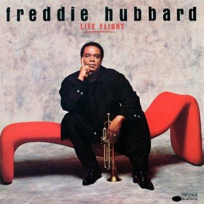 Freddie Hubbard - Life Flight (LP)