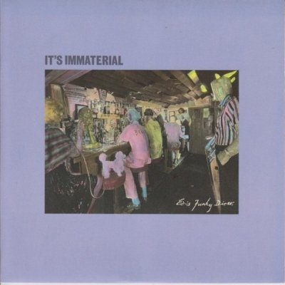 It's Immaterial - Ed's Funky Diner (12'')