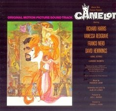 Alan Jay Lerner, Frederick Loewe - Camelot (Original Motion Picture Sound Track) (CD)