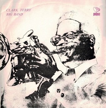 Clark Terry Big Band - Clark Terry Big Band (LP)