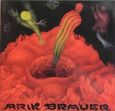 Arik Brauer - Arik Brauer (LP)
