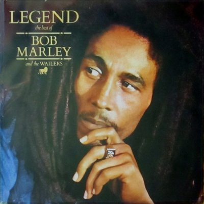 Bob Marley And The Wailers - Legend (The Best Of Bob Marley And The Wailers) (LP)