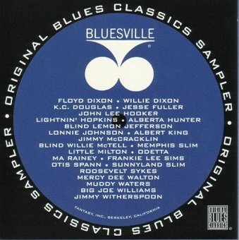 Bluesville: Original Blues Classics Sampler (CD)