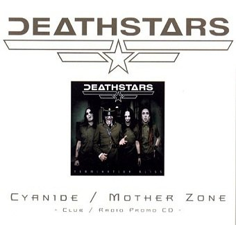 Deathstars - Cyanide / Mother Zone (Club / Radio Promo CD) (Maxi-CD)