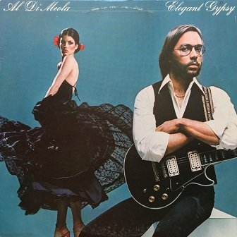 Al Di Meola - Elegant Gypsy (LP)