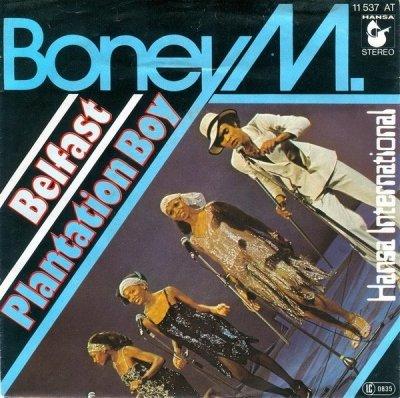 Boney M. - Belfast / Plantation Boy (7)