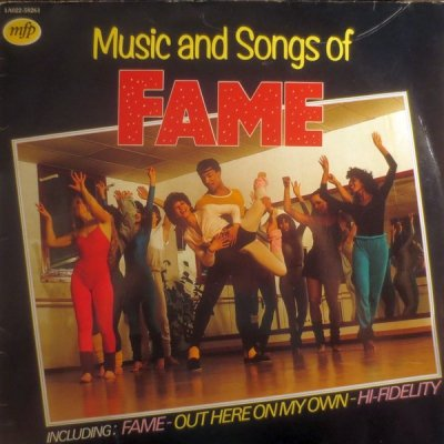 The Famous D. Dance School Choir And Orchestra - Music And Songs Of Fame (LP)