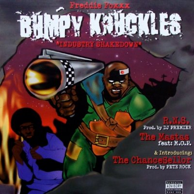 Freddie Foxxx / Bumpy Knuckles - R.N.S. / The Mastas / The ChanceSellor (Maxi-CD)
