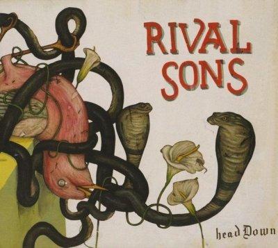 Rival Sons - Head Down (CD)