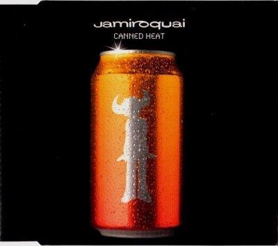 Jamiroquai - Canned Heat (Maxi-CD)