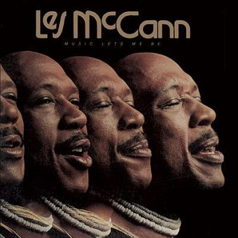 Les McCann - Music Lets Me Be (LP)
