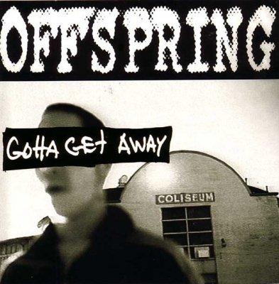 The Offspring - Gotta Get Away (Maxi-CD)