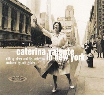 Caterina Valente - In New York (CD)