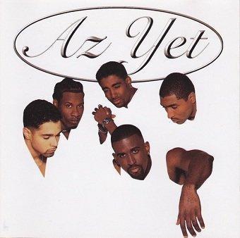 Az Yet - Az Yet (CD)